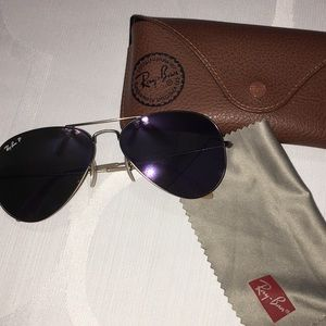 RAY-BAN AVIATOR ORIGINAL RB3025 58